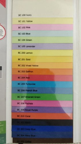 Colored Kraft
