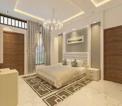 Bedroom Interior Design Services, Work Provided: Turnkey