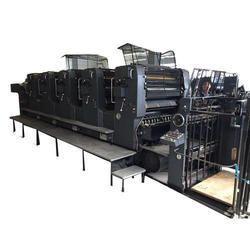 Heidelberg MOV 4 Color Offset Printing Machines