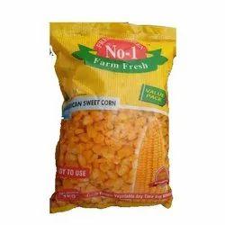 American Sweet Corn, Packet, 1 kg