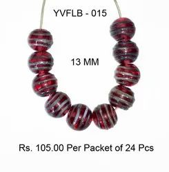 Lampwork Fancy Glass Beads - YVFLB-015