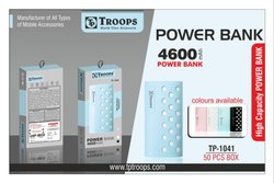 Troops Tp-1041 4600mah Power Bank