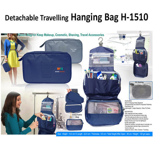 e27cc0d7f0 Travelling Bag & Pouch - Traveling Organizer Bag Cum-Pouch H-1507  Manufacturer from Mumbai