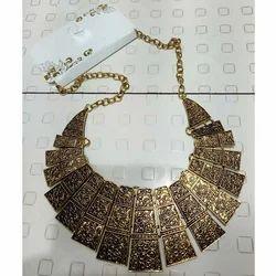 3c97ebc0ed625 Multi Jadtar Antique Necklace Set - ANMOL, Ahmedabad   ID: 12799865062