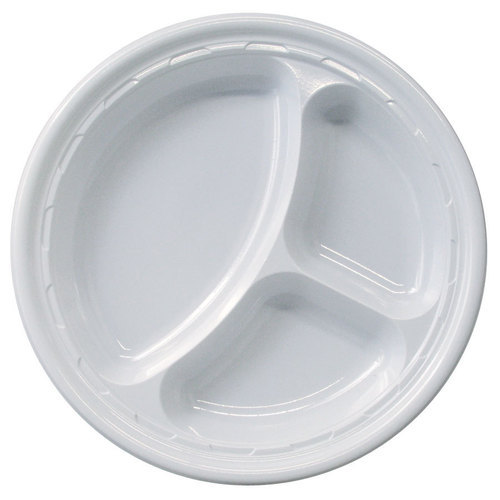 Disposable Plastic Plate at Rs 5 /piece | Disposable Plastic Plate ...