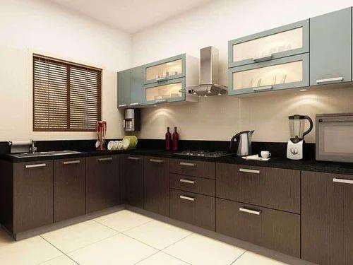 Chilliez Wooden Modular Kitchen