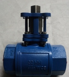 Lock Type Ball Valve