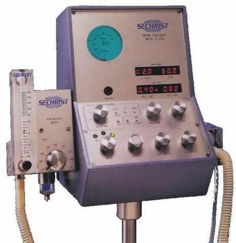 sechrist iv 100b infant pediatric ventilator at rs 80000 unit rh indiamart com sechrist 3500 service manual sechrist millennium ventilator service manual pdf