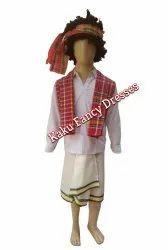 Tripura Boy Costumes
