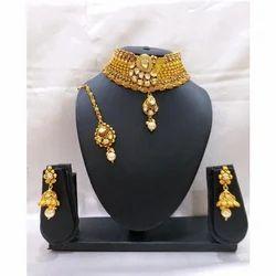 Bridal Choker Necklace Set
