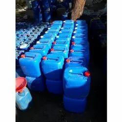 Sulphuric Acid, Can And Tanker, Liquid