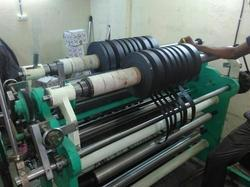 Bister Foil Slitting Rewinder Machine