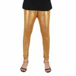 Ladies Designer Shimmer Leggings