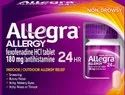 Allegra Allergy Fexofenadine HCL Tablet