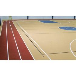 Unique Synthetic Sports Flooring