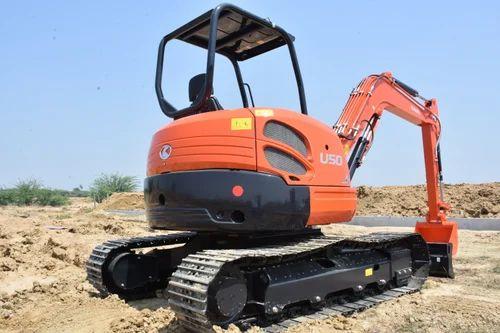 Kubota U15-3 Mini Excavator, क्यूबोटा का छोटा