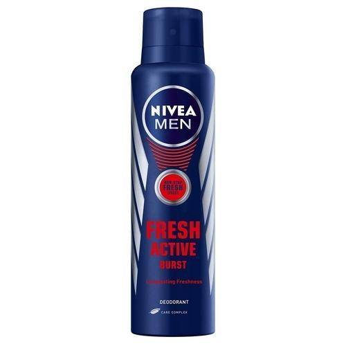 Nivea Fresh Active Burst Deodorant