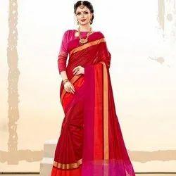 Pure Raw Silk Saree