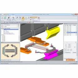 Metalix CNCKAD Post Processing and Automatic Part Nesting Sheet Metal CAD CAM Software
