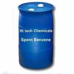 Spent Benzene