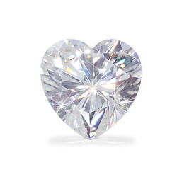 Heart Shape Moissanite Diamond