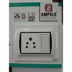 KS Electric Co , Chennai - Wholesale Trader of PowerCube Socket and