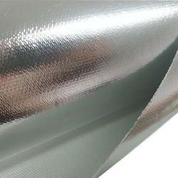 Aluminium Coated Fiberglass Fabric