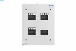 6 Way Tpn Double Door Horizontal Distribution Board
