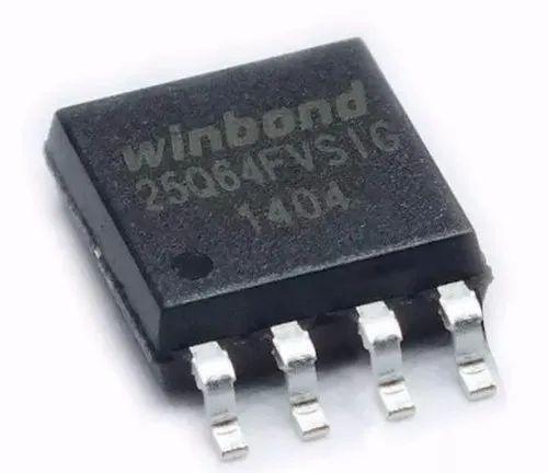 Winbond IC 25Q64FVSIG SOP-8 IC Chips - Divye Electronics