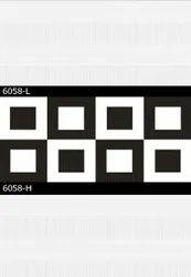 6058(L, H) Hexa Ceramic Tiles Matt Series