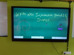 4k led panel display