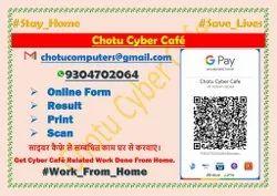 Online Cyber Cafe Service