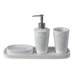 Elentra Bathroom Set