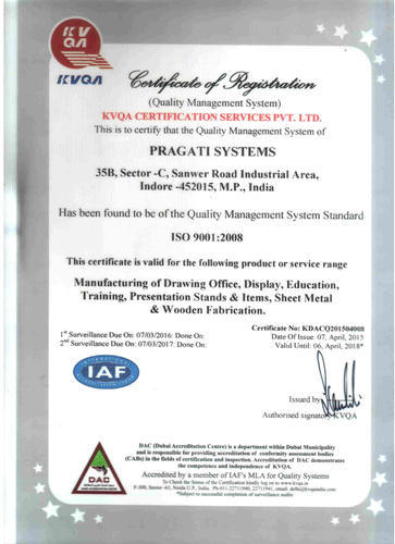 Pragati Systems - Manufacturer from Sanwer Road Industrial Area