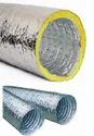Aluminum Foil Finish Flexible Duct