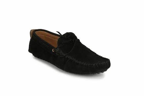 Leather Kiltie Tasseled Loafers, Size