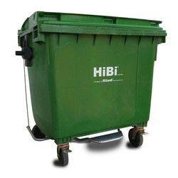 HiBi AWP Industrial Trolley Bins - 1100