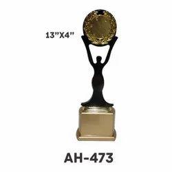 AH - 473 Wooden Trophy