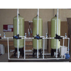 FRP Industrial DM Plant