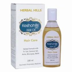 Herbal Hair Oil - Keshohills