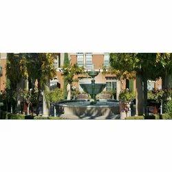Apartment Garden Maintenance And Decoration Services