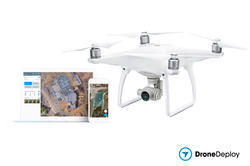 DJI Phantom 4 RTK Drone with Base Station for Mapping