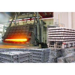 Aluminium Melting Furnace Plant