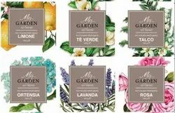 Garden Pot Pourri Label