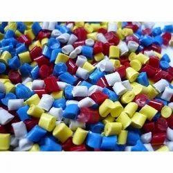 Colored PVC Granule, Packaging Type: Bag