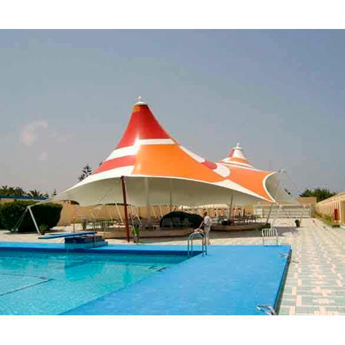 Swimming Pool Shades Canopy - Swimming Pool Sun Shades Manufacturer ...