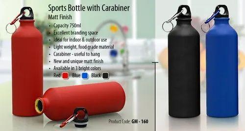 GM 160 Sports Bottle Matt