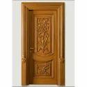 Decorative Indoor Wooden Door