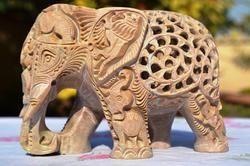 Large Elephant Figurines