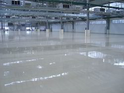PU Floor Coating Services